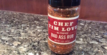 Chef Tim Love All Purpose Bad Ass Rub