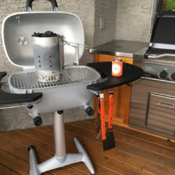PK360 Grill and Smoker Unboxing