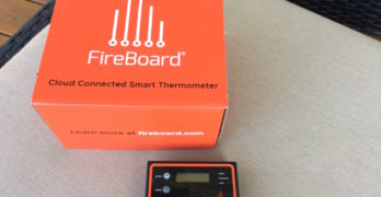 Fireboard Takes the Heat Off Checking Meat