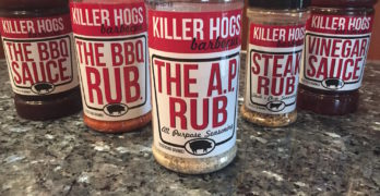 Killer Hogs Sauces and Rubs