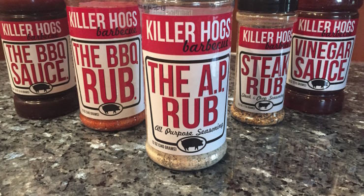 Killer Hogs Rubs and Sauces