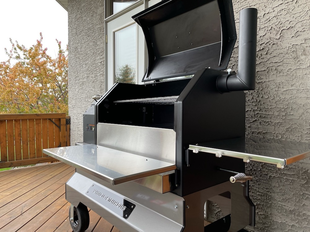 Another look at the Yoder Smoker