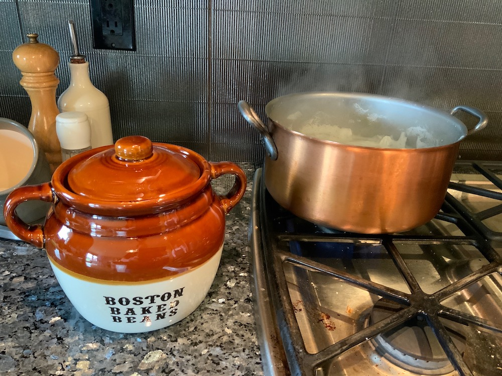 Making Boston Baked Beans for a Scrumptious Side